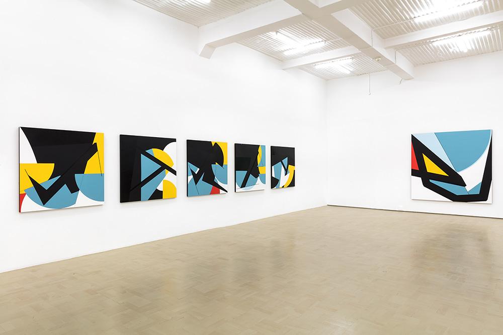 Serge Alain Nitegeka: Color Unblocked
